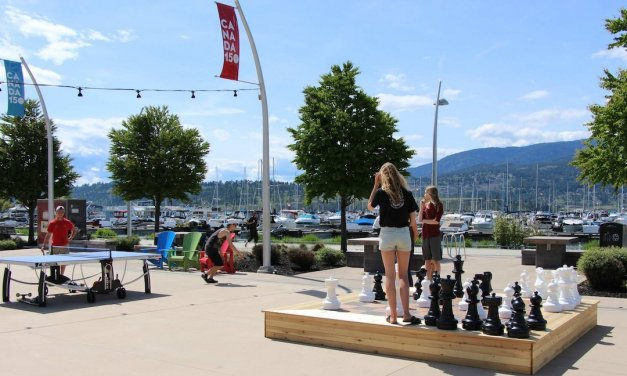 Stuart Park transform to outdoor rec room