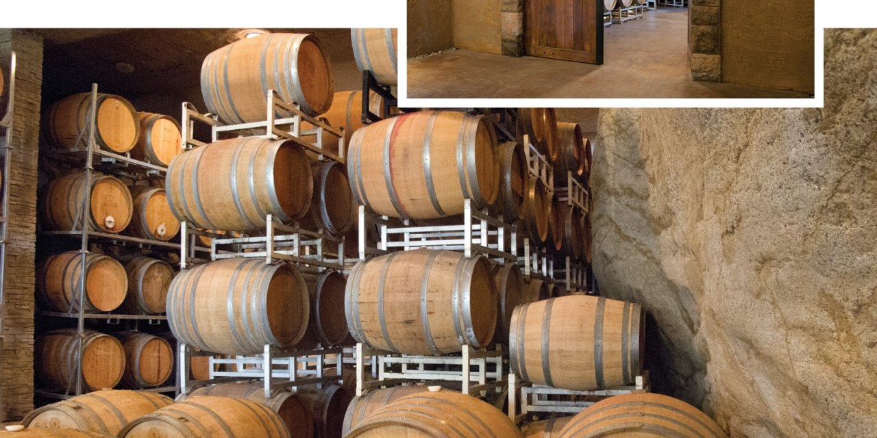 Wine underground: secrets of the Okanagan cellars