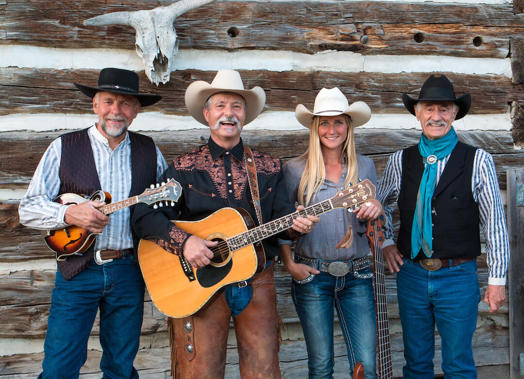 """Celebrating 150: O'Keefe Ranch presents """"Canada's Wild West"""" Cowboy Dinner Show"""
