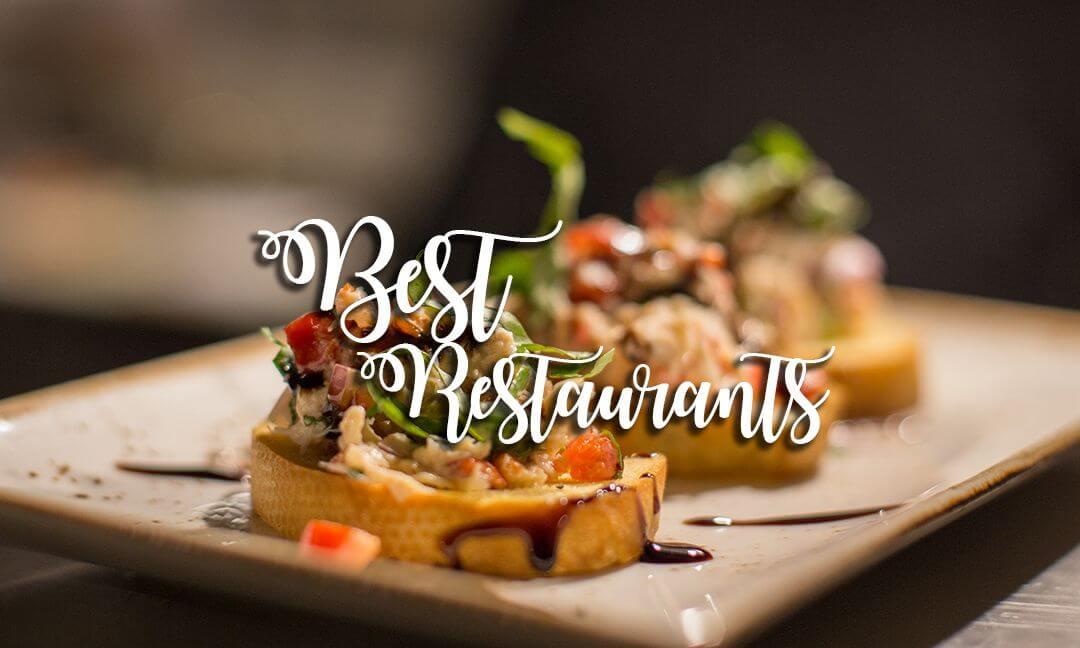 2017 Best Restaurant Awards
