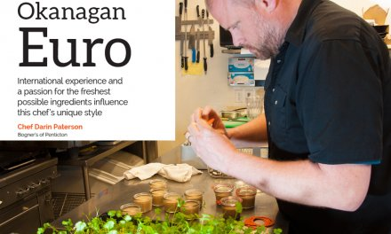 Kitchen Confidential with Bogner's of Penticton Chef Darin Paterson