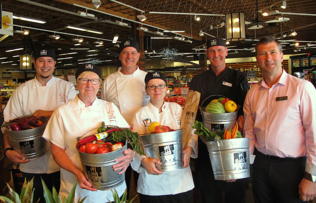 Okanagan junior chefs to join Olympic chefs at conservation event