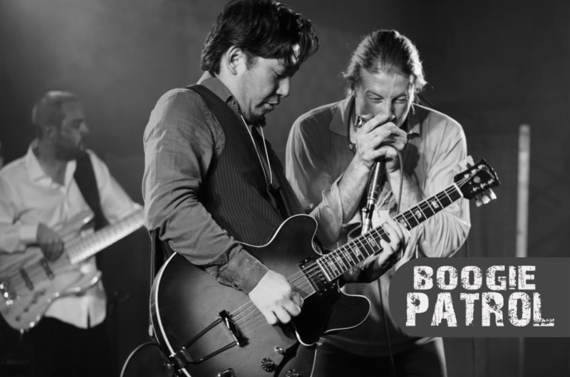 More blues at Roots & Blues