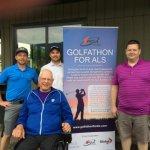 Okanagan golf pros raise funds for ALS