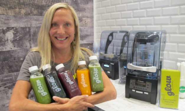 Glow juice fuels innovative ideas in the Okanagan