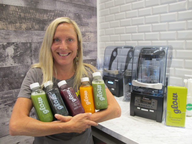 Glow juice fuels innovative ideas in the Okanagan
