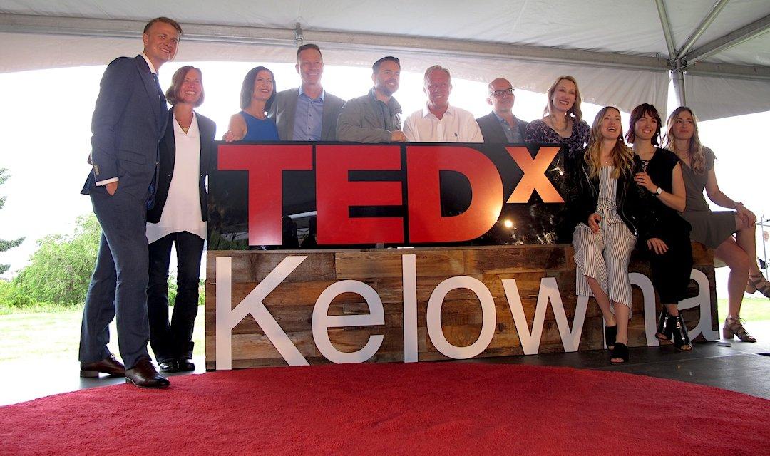Tedx Kelowna speakers wow sold out crowd