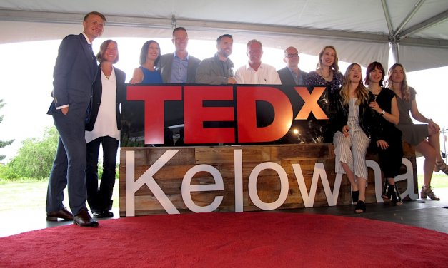 Tedx Kelowna speakers wow sold out crowd