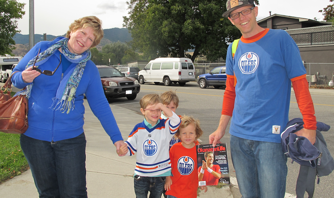 Join the young stars of the NHL in Penticton