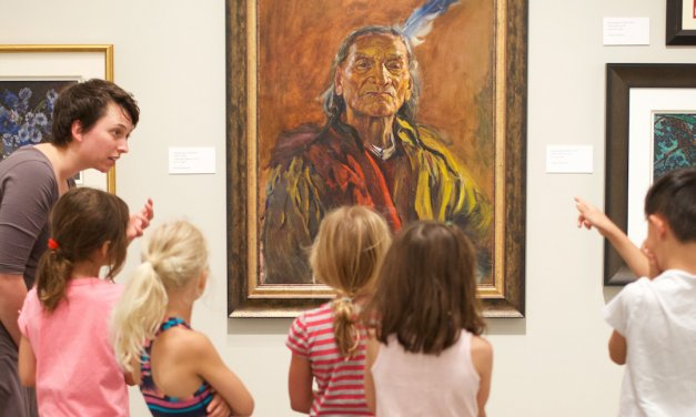 Kelowna Art Gallery seeks volunteers for school tour program