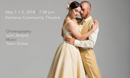 Ballet Kelowna celebrates 15th season with remembrance and desire
