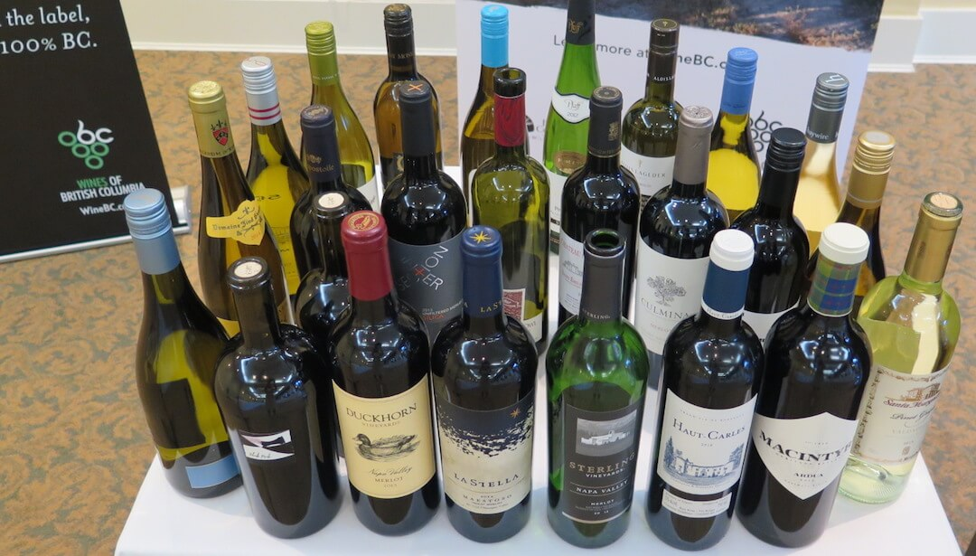 BC shines at the 3rd Annual Judgment of BC Wine Tasting