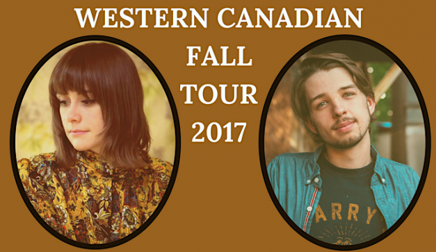 Folk music tour: Ellen Froese & Derek Curtis @ The Grateful Fed | Kelowna | British Columbia | Canada