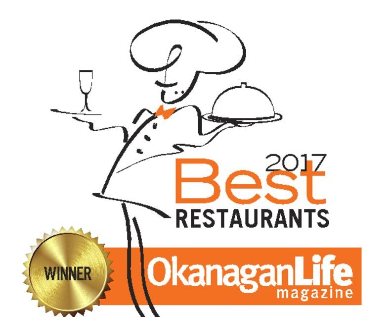Best Restaurants – Best of the Rest- North Okanagan