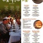 Best Restaurants – Best of the Rest- South Okanagan
