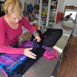 Wearable Art: Denise Oyelese cosies up to felting