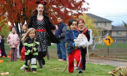 Safety Council hosts Family Halloween Haunt