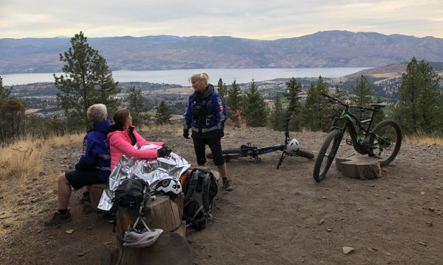Injured Mountain Biker Rescued