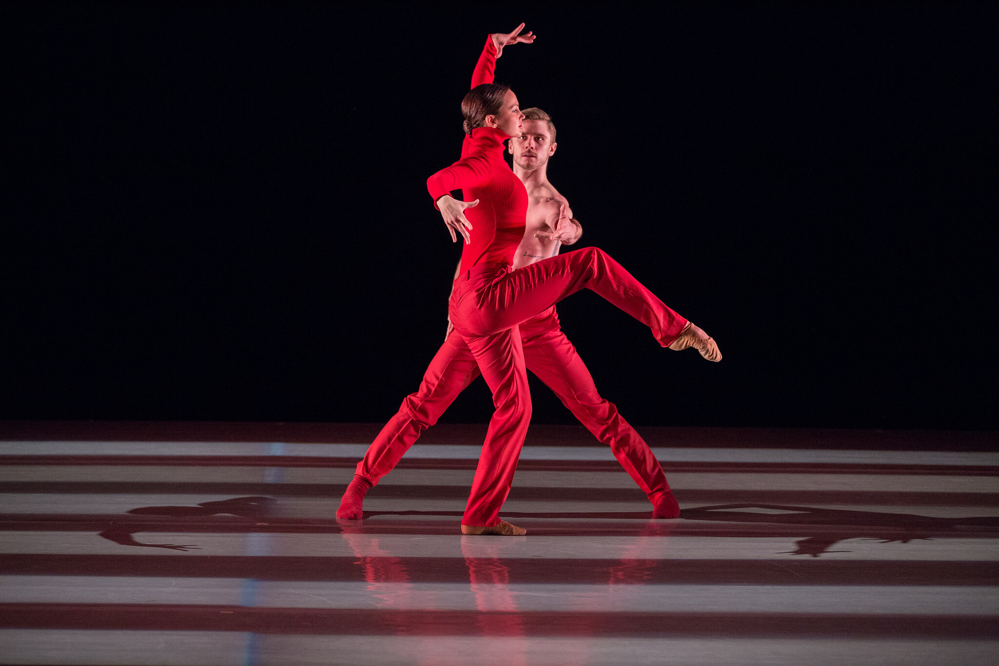 Aspen Santa Fe Ballet performs in Vernon