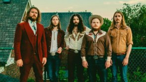 The Sheepdogs @ Kelowna Community Theatre | Kelowna | BC | Canada
