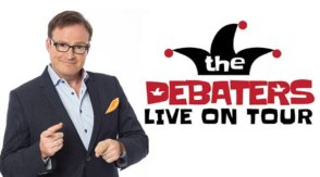 New Vintage Theatre presents The Debaters @ Kelowna Community Theatre | Kelowna | BC | Canada