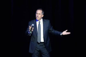 Jerry Seinfeld At Prospera Place, Kelowna, BC