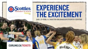 The 2018 Scotties Tournament of Hearts @ South Okanagan Events Centre (SOEC) | Penticton | BC | Canada