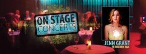 Jenn Grant: On Stage Concert @ Vernon & District Performing Arts Centre | Vernon | BC | Canada