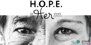 HOPE in Her Eyes @ The Laurel Packing House | Kelowna | BC | Canada