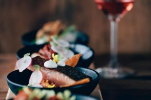 Communal Table Dinner Series @ Quails' Gate | West Kelowna | BC | Canada