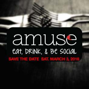Amuse! eat, drink, & be social 2018 @ Okanagan College | Kelowna | BC | Canada