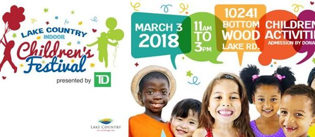 Lake Country Children's Festival presented by TD