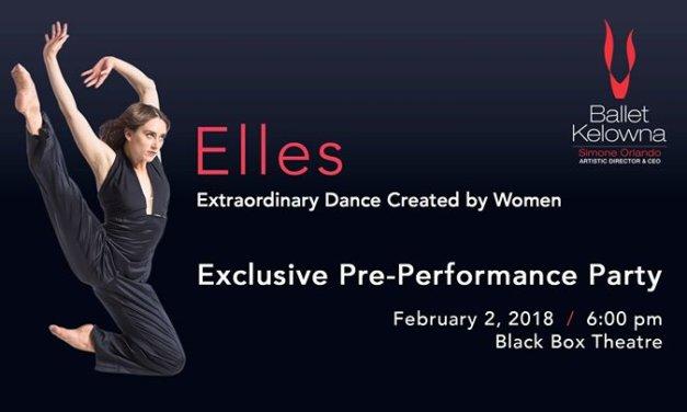 Elles: Exclusive Pre-Performance Party