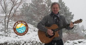 John Paul Byrne at Beach Ave Cafe @ Beach Ave Cafe & Tapas Bar | Peachland | BC | Canada
