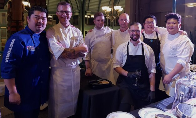 Chefs arrive in Kelowna for national competition finale