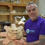 Indigenous carving course takes shape at Okanagan College