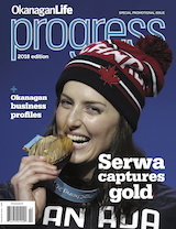 Kelsey-Serwa-Okanagan-Life-cover-Progress-2018