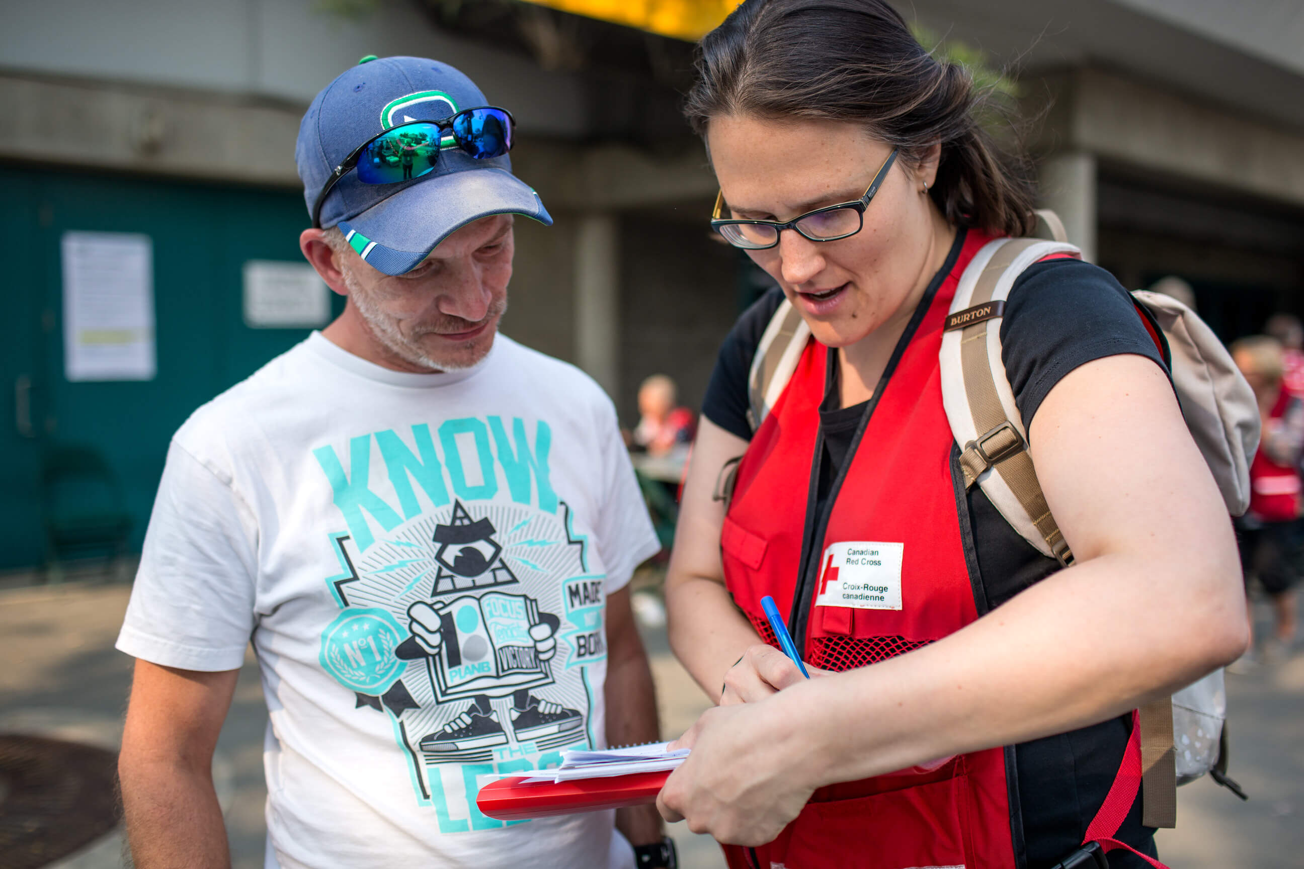 Ready to respond? Volunteer to help Okanagan people in need