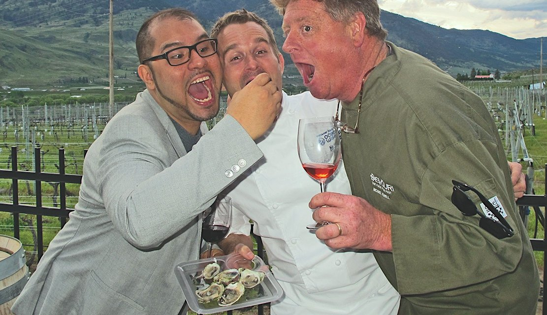 Foodies and film buffs celebrate at Devour! Osoyoos Food Film Festival
