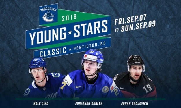 Vancouver Canucks Young Stars Classic returns to Penticton this September
