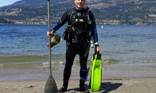 Diving deep: Exploring the depths of Lake Okanagan