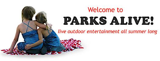 Parks Alive! Kelowna