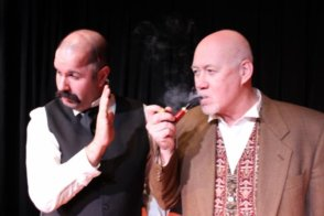Baskerville: A Sherlock Holmes Mystery @ Many Hats Theatre | Penticton | British Columbia | Canada