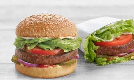 Canadians passionate for plant-based burger