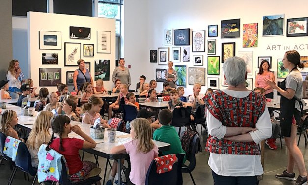 Art Gallery seeks volunteers for school tour program