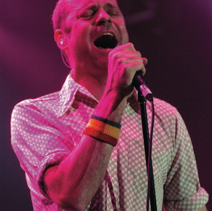 Tragically Hip's Downey is a poet and a prancer