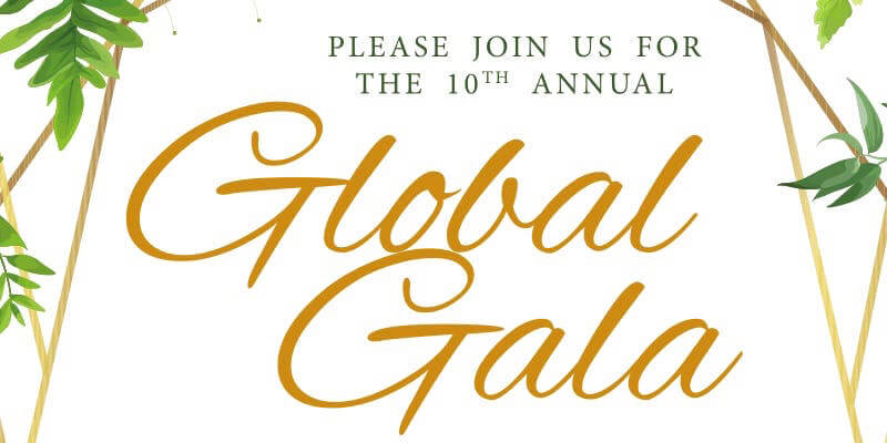 10th Annual Global Gala @ Delta Grand Resort | Kelowna | British Columbia | Canada