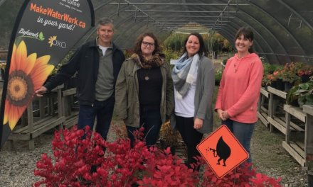 Okanagan residents win prizes for water conservation