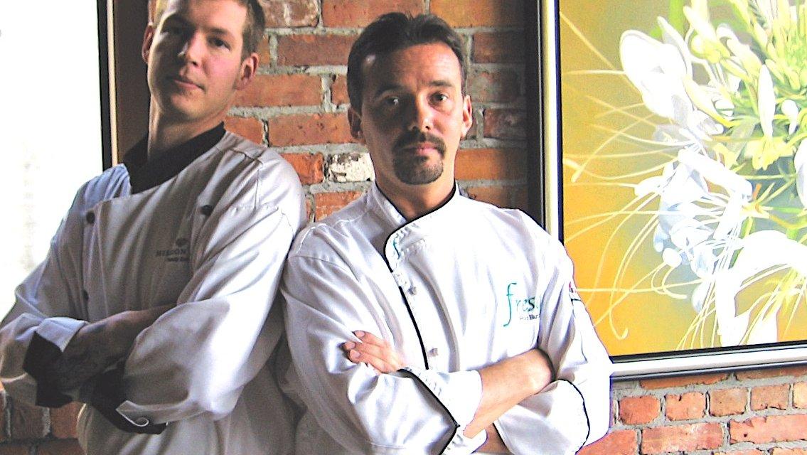 Iron cuisine! Okanagan Iron Chef