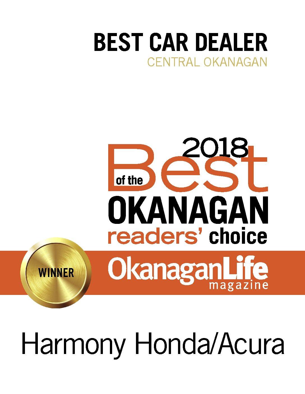 Harmony Honda/Acura